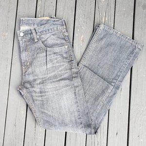 Levi's 527 Bootcut Denim Jeans